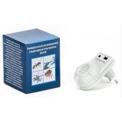 Отпугиватель мышей, крыс, тараканов, муравьев ЭкоСнайпер DX-610