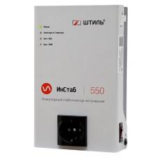 Инверторный стабилизатор напряжения Штиль ИнСтаб IS550 (550ВА/400Вт)