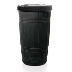 Комплект Водосборник Woodcan 265 л. Черный