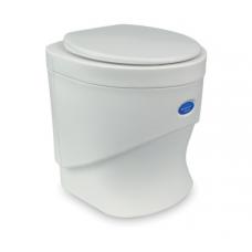 Биотуалет WEEKEND 7011 с вентилятором серый