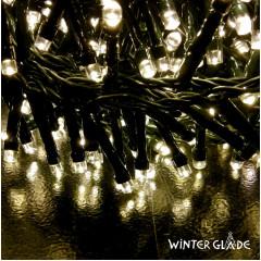 Winter Glade Теплый белый свет 370 ламп
