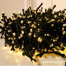 Winter Glade Теплый свет 370 ламп