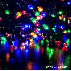 Winter Glade Мультиколор 370 ламп