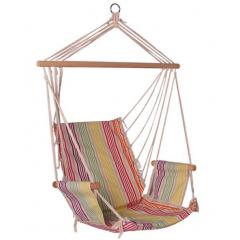 Гамак-кресло со спинкой + планка