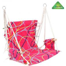 Гамак-кресло со спинкой