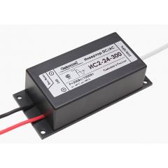 Инвертор Сибконтакт ИС2-24-300Г герметичный (24-220 Вольт 300 Вт. Чистый синус)