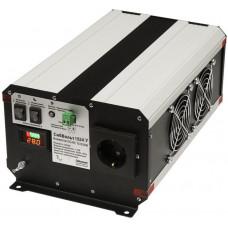 СибВольт 1524У инвертор, преобразователь напряжения DC/AC, 24В/220В, 1500Вт. Чистый синус)