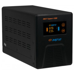 ИБП Гарант мощность 1500/900 ВА/Вт