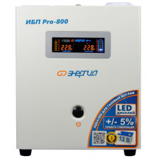 ИБП Про Энергия 800/500 ВА/Вт
