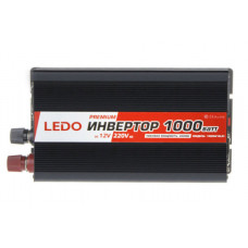 Инвертор автомобильный 1000W LEDO Premium