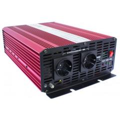 Инвертор автомобильный Relato PS1500/24V (Чистый синус)