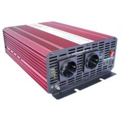 Инвертор автомобильный Relato PS2000/24V (Чистый синус)
