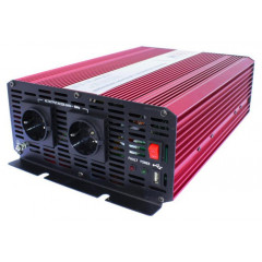 Инвертор автомобильный Relato PS1500 12V (Чистый синус)