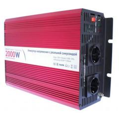 Инвертор автомобильный Relato PS2000 12V (Чистый синус)