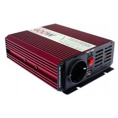 Инвертор автомобильный Relato PS400 12V (Чистый синус)