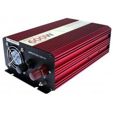 Инвертор автомобильный Relato PS600 12V (Чистый синус)