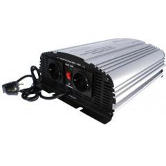 Инвертор автомобильный Relato CPS1000 12V (Чистый синус. С зарядным устройством)