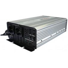 Инвертор автомобильный Relato CPS2000 12W (Чистый синус. С зарядным устройством)