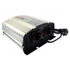 Инвертор автомобильный Relato CPS600 12V (Чистый синус. С зарядным устройством)