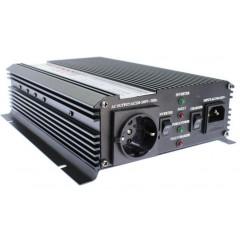 Инвертор автомобильный Relato UMS1000 12V (с зарядным устройством)