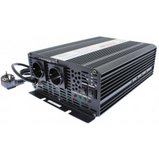 Инвертор автомобильный Relato UMS2000 12V (с зарядным устройством)
