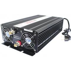 Инвертор автомобильный Relato UMS3000 12V (с зарядным устройством)