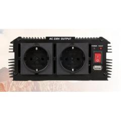 Инвертор автомобильный Ritmix RPI-8002