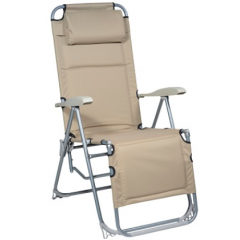 Кресло-шезлонг раскладное 3219