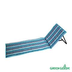 Пляжный коврик со спинкой М2301