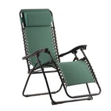 Кресло раскладное 3209 зеленое